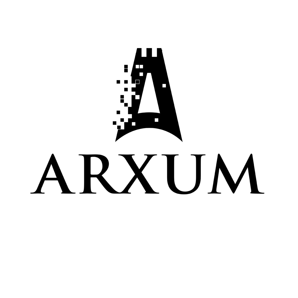 Arxum_logo_black