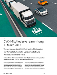 CVC-Mitgliederversammlung 2017